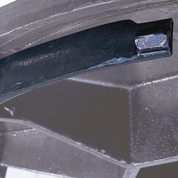 déverrouillage facile, ouverture tampon korum avec pic à pioche