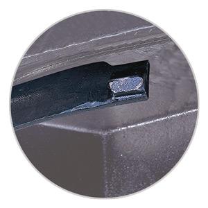barreau élastique, fonte ductile, verrouillage regard voirie