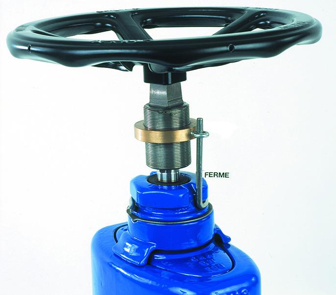 Indicateur de position pour robinet EURO 20® FSH