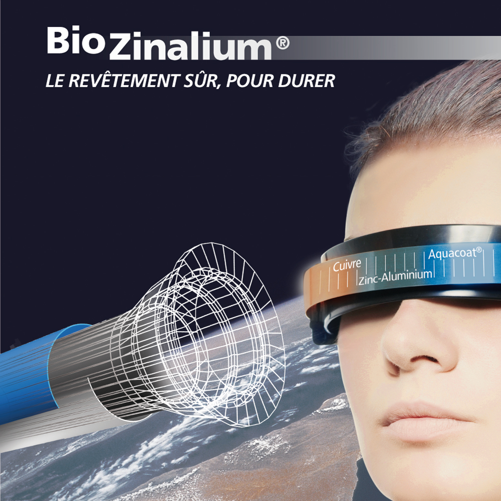 Innovation Saint-Gobain PAM, leader mondial des canalisations en fonte