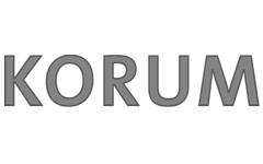 logo gamme korum, regard de voirie