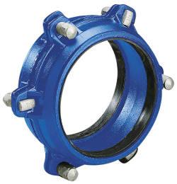manchon, liaison, LINK GS, fonte ductile, non verrouillé DN 40-600