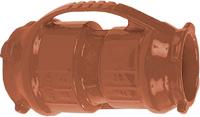 manchon semi-coulissant fonte assainissement topaz