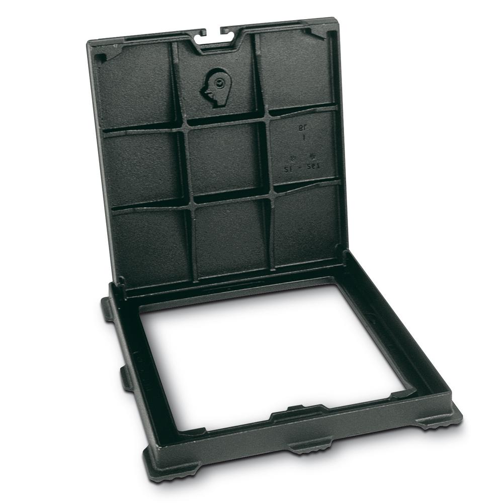 PARXESS ® - Vue du cadre avec tampon ouvert