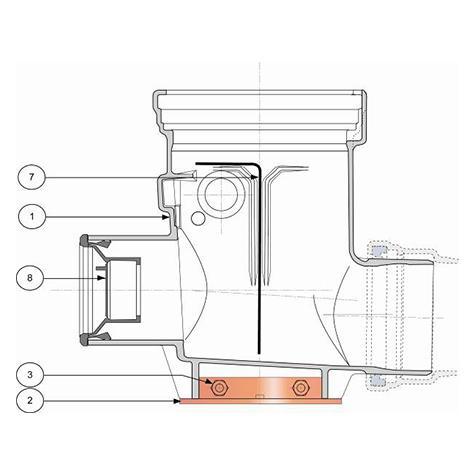 Boîte de Contrôle TAG 32 DN250