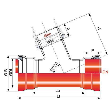 Branchement TAG 32 DN150-200