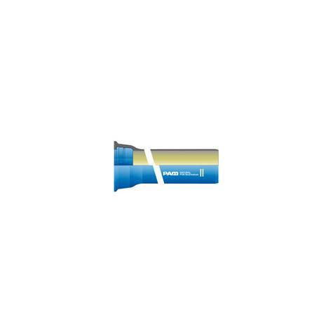 Tuyau NATURAL BioZinalium® HP PUR avec   collerette pour réseaux d'adduction fonctionnant sous des pressions élevées   DN350-600