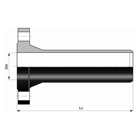 Bride Uni Alpinal DN80-150