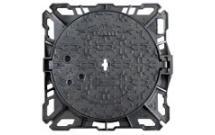 Regard KORUM 600 Sécurité Classe D400 Cadre Carré – Non   ventilé