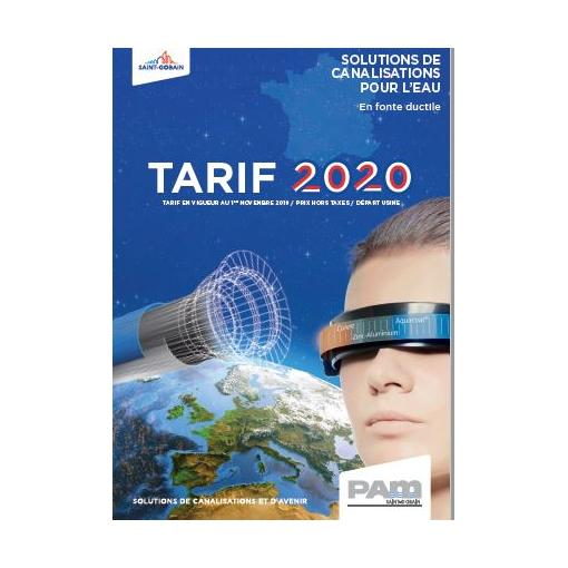 TARIF EAU 2020