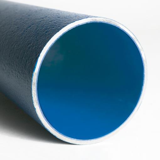 Revêtement intérieure de la surface du tuyau blutop