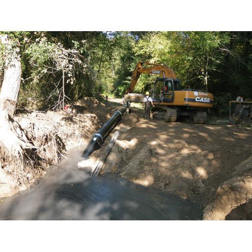 Direxional - Saint-Gobain PAM - Forage Dirigé - canalisations verrrouillées en fonte ductile