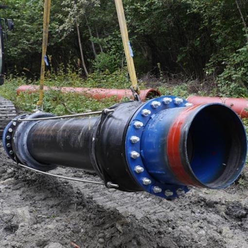 manutention raccord geoflex fonte adapté risques sismiques