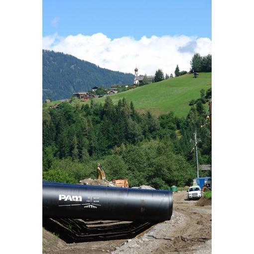 Saint-Gobain PAM Hydroélectricité