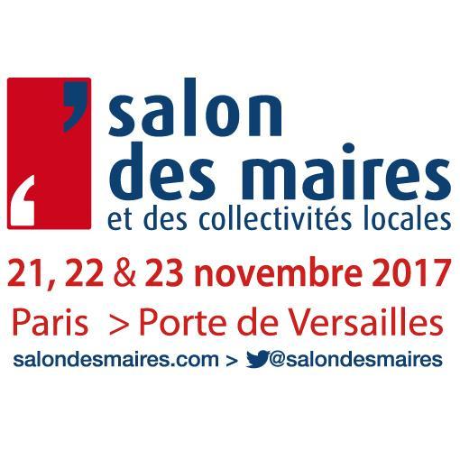 Salon des Maires et des Collectivités Locales - Paris - 2017