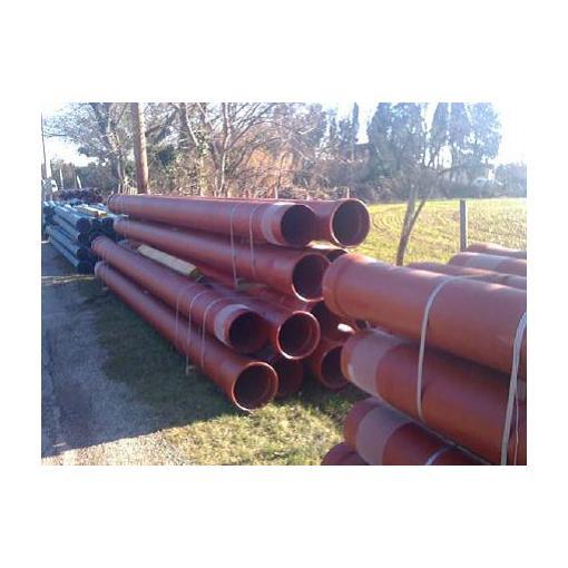 TAG - canalisation en fonte ductile pour l'assainissement gravitaire - Saint-Gobain PAM