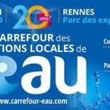 Carrefour de l'eau à Rennes