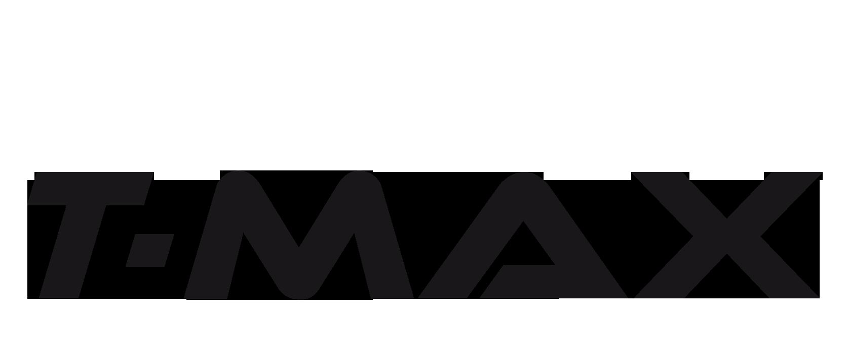 Logo de la gamme T-MAX