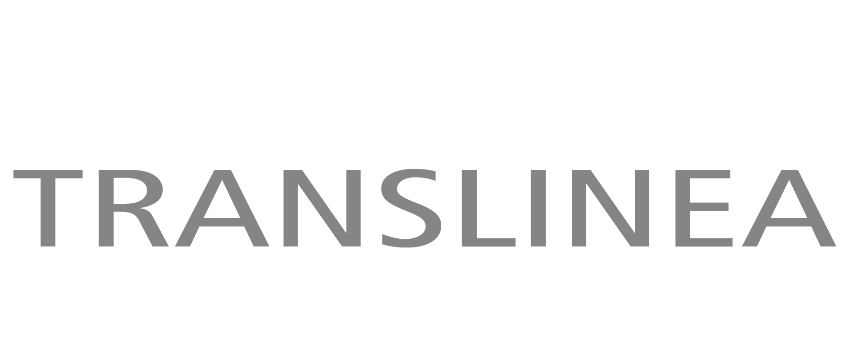 Logo de la gamme TRANSLINEA